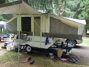 2011 pop up camper for Sale in Vancouver, WA