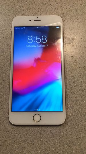 iPhone 6 Plus (New) for Sale in Raleigh, NC