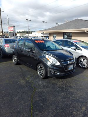 2014 Chevy Spark LT only 37,000 miles for Sale in Tacoma, WA