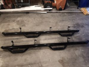 Chevy Silverado 1500 NFAB side steps for Sale in Ijamsville, MD