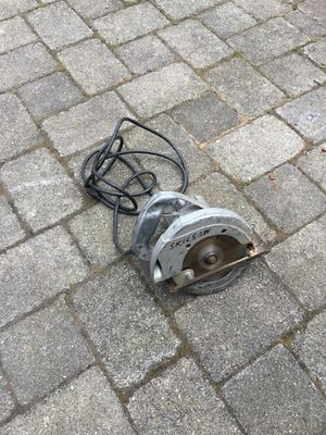 Circular saw for Sale in Concord, MA
