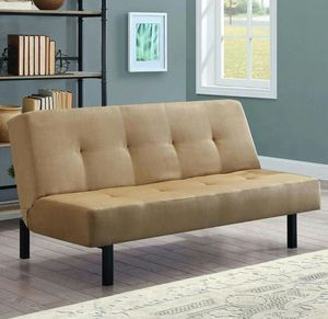 """Mainstays 65"""" 3-Position Tufted Futon,BRAND NEW!!! for Sale in Houston, TX"""