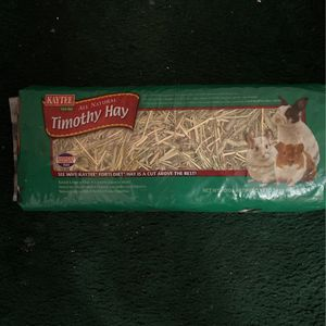 Kaytee Timothy Hay for Sale in Bloomington, CA