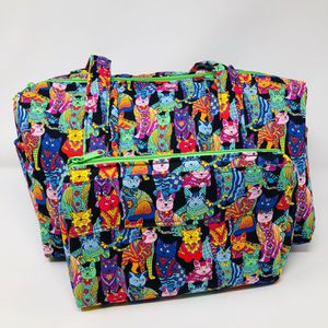 "Handmade Handbag /Purse ""Coloring Book Cats"" for Sale in UT, US"