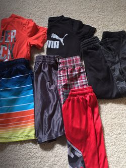 Brand Name Boy Clothes 6/7 for Sale in Vancouver,  WA