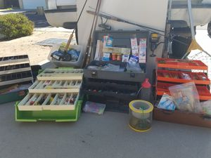 Fishing Tackle for Sale in Clovis, CA