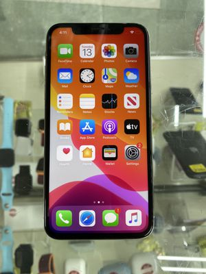 iPhone X AT&T and cricket for Sale in Las Vegas, NV