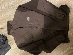 North face brown jacket women's m for Sale in Los Angeles, CA