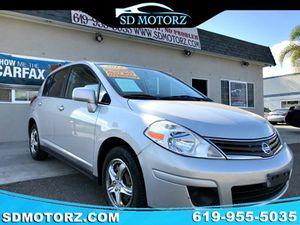 2012 Nissan Versa for Sale in Lemon Grove, CA