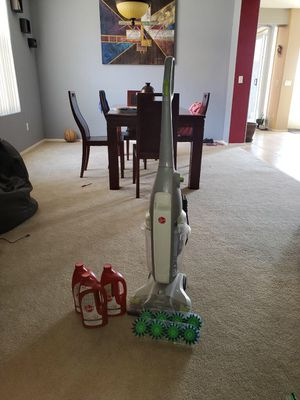 Hoover FloorMate Deluxe Hard Floor Cleaner Machine, Lightweight, Upright Wet Dry Vacuum for Sale in North Las Vegas, NV