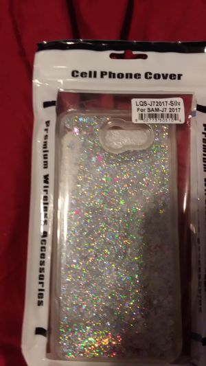 Cell phone cover Samsung j7 sky pro for Sale in Port St. Lucie, FL