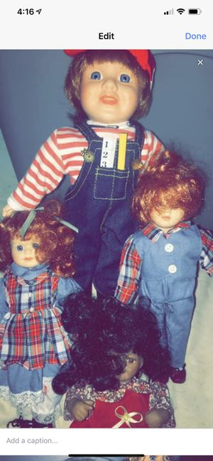 Antique dolls for Sale in Lancaster, OH