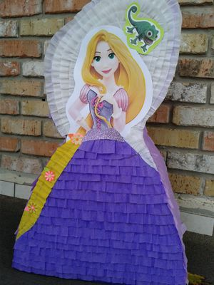 Rapunzel pinata 30 in. Tall for Sale in Houston, TX