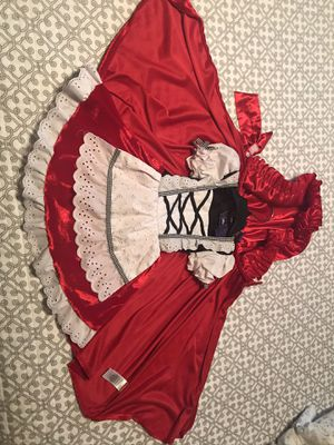Little red riding hood Halloween costume for Sale in Pittsburgh, PA