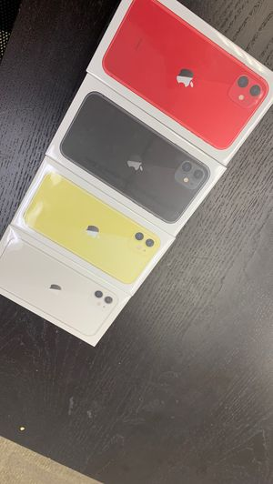 iPhone 11 for FREE with any iPhone any condition trade for Sale in Lakewood, CO