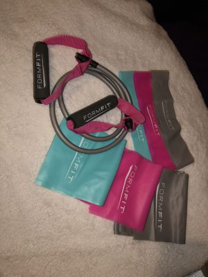 Workout bands bundle for Sale in Los Angeles, CA