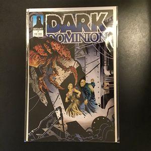 COMIC BOOKS—DARK DOMUNION #7 for Sale in Kent, WA