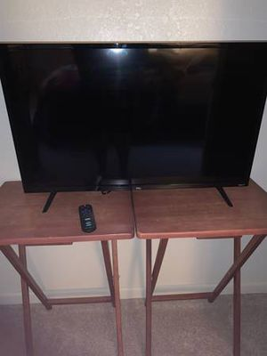 "32"" tcl roku tv for Sale in Larkspur, CO"