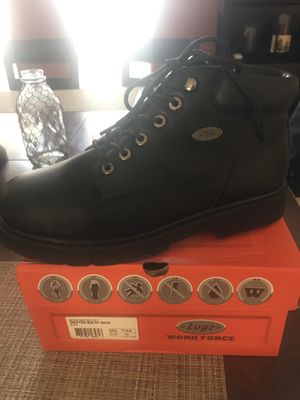 Lugz work boots size 11 for Sale in Chandler, AZ