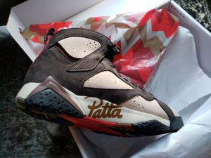 Air Jordan Retro 7 Patta Size 10.5 DS for Sale in Westerville, OH