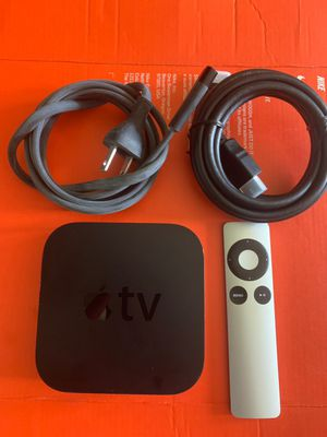 Apple TV 3rd Generation with Remote! Brand New condition for Sale in Marietta, GA