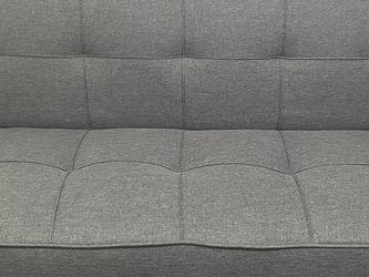 Grey Futon for Sale in Houston,  TX