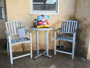 Bar stool table set for Sale in Imperial Beach, CA