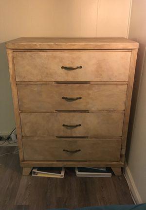 Solid Wood Dresser for Sale in Portland, OR
