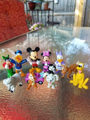 Donald Duck mini figures lot 13 for Sale in Toledo, OH