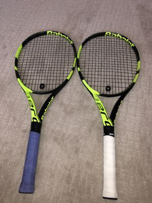 Babolat Pure Aero Tennis rackets for Sale in Greenwood, IN