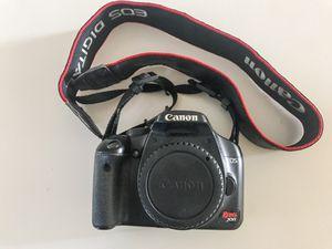 Canon Rebel XSi for Sale in Williamsburg, VA