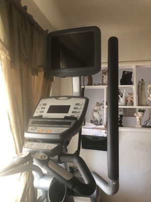 Elliptical with Tv for Sale in Scottsdale, AZ