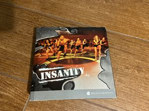 Insanity Workout DVDS for Sale in San Juan Capistrano, CA