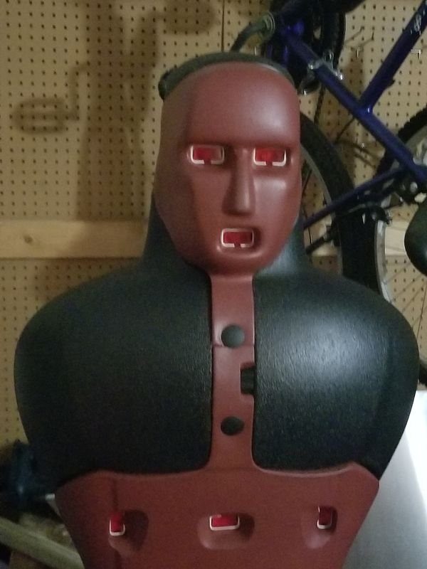 Slam Man Electronic Training Dummy
