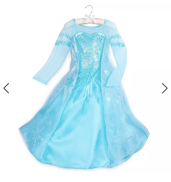 Disney frozen Elsa dress costume