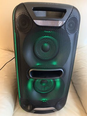 BIG Sony Bluetooth Speaker: GTKXB72 High-Powered Bluetooth Speaker With Extra Bass (2019 Model) for Sale in Irving, TX