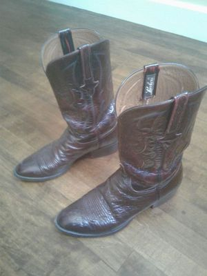 Lucchese1883 Cowboy boots for Sale in Salt Lake City, UT