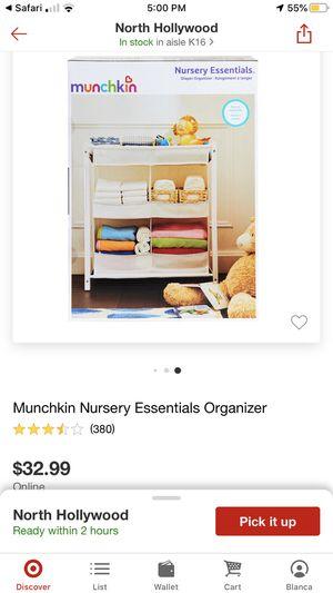 New Munchkin Diaper Organizer for Sale in Los Angeles, CA