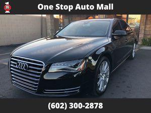 2013 Audi A8 Luxury Sedan for Sale in Tucson, AZ