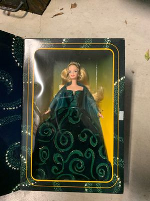Barbie Limited Edition (Emerald Enchantment) for Sale in Tracy, CA