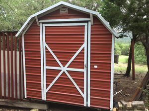 ***Like New***Chaparral 8x10 Shed for Sale in San Antonio, TX