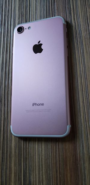 iPhone 7 Rose Gold T-Mobile and Metro pcs for Sale in Lynwood, CA