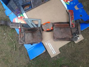 Carpenter nail bags for Sale in Oakley, CA