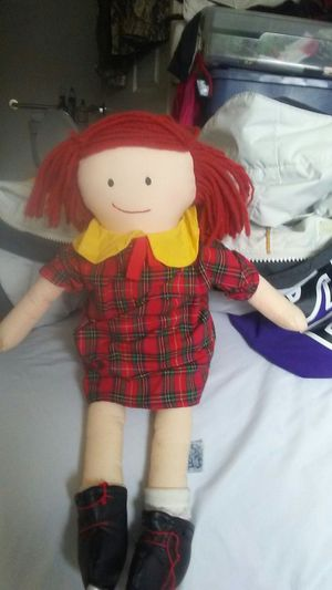 1994 Madeline doll..clothes for Sale in Pittsburgh, PA