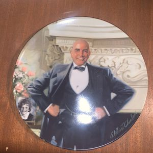 Daddy Warbucks Collector Plate by Knowles for Sale in New York Mills, MN