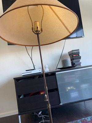 Bronze Floor Lamp for Sale in Commerce City, CO