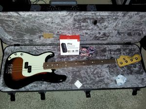 2017 Fender Precision Bass for Sale in La Habra Heights, CA