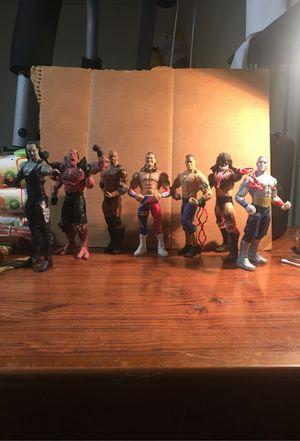 WWE Figure Lot for Sale in Los Angeles, CA