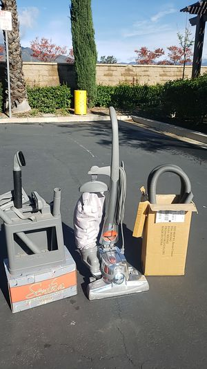 Complete Sentria Kirby Vacuum, Carpet Shampoo System, and steam cleaner for Sale in Fontana, CA