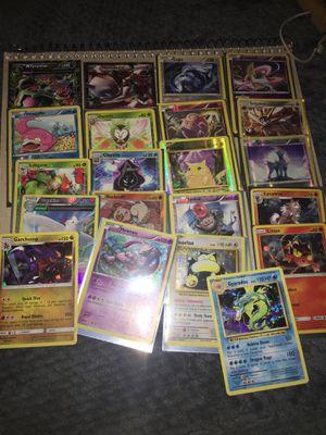 21rare pokemon cards for Sale in Los Angeles, CA